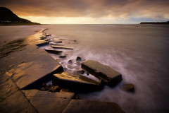 Kimmeridge III (Mohain) Tags: longexposure sea sky landscape coast dorset kimmeridge dorest jurrasiccoast