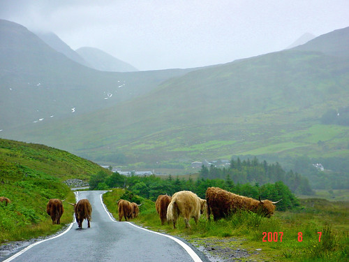 Road to Elgol, Skye