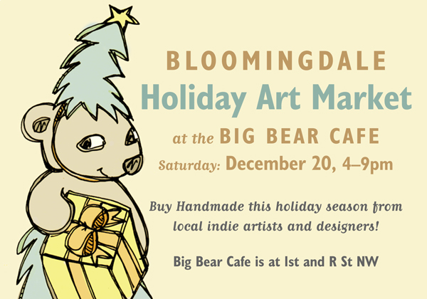 Big Bear Cafe Art Market