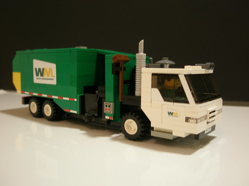 Toy Garbage Truck Side Loader Wow Blog