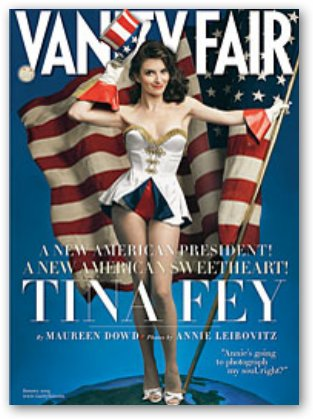 Tina Fey Vanity Fair Cover