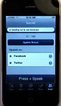 vlingo for iphone