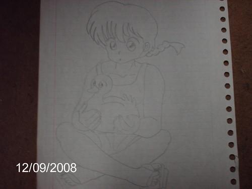 Mis Dibujos de Ranma 1/2 3096297835_d983549d8e