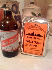 Beer Cheese Wild Rice Soup Mix