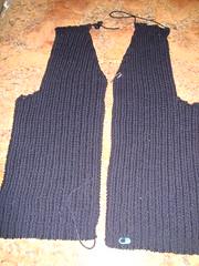 Brioche Vest
