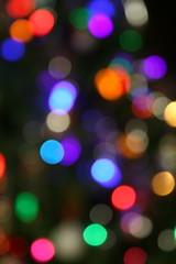 Lights-keh (Jeanie's Pics) Tags: christmas colors lights bokeh christmaslights explore coloredlights hbw