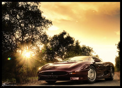 Jaguar XJ220 - Image 1 (Savage Land Pictures) Tags: exotic jaguar supercar xj220 themostwanted jessejamesallen