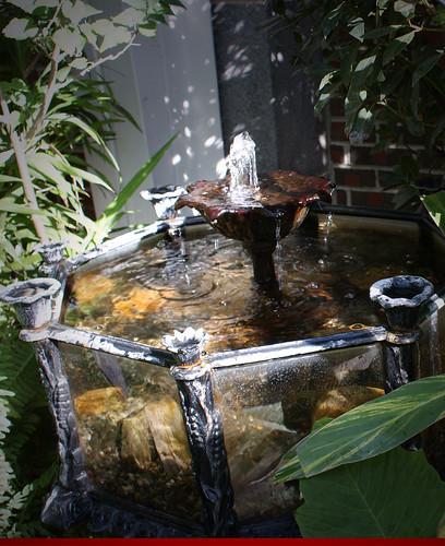 towerhill fountain
