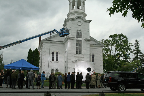 Hollywood comes to Southborough - Day 8