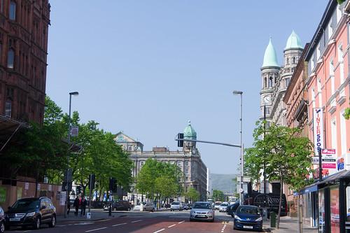 Belfast City - Chichester Street