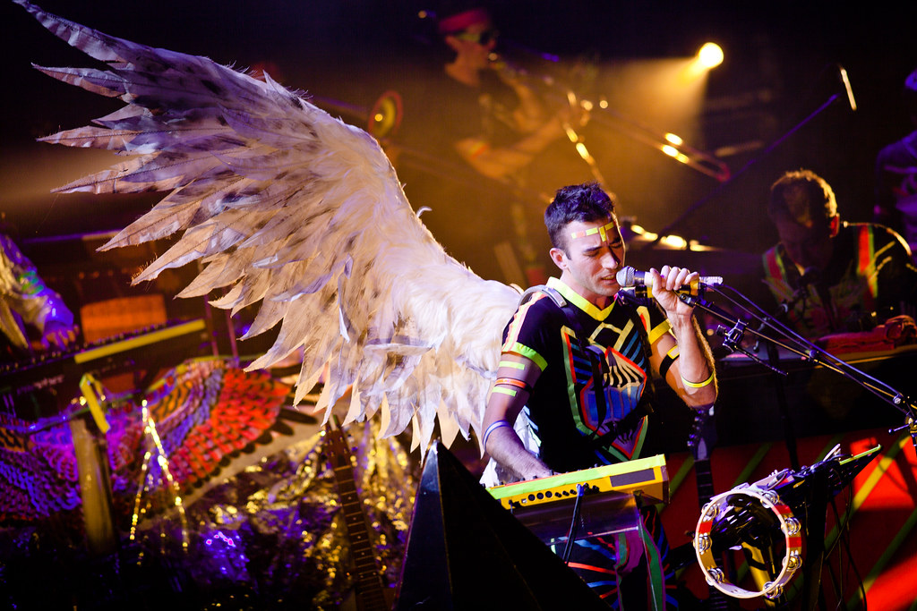 Sufjan Stevens: One winged angel