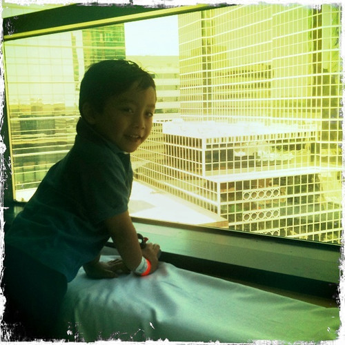 Nice Hospital view room but we r so ready to go home
