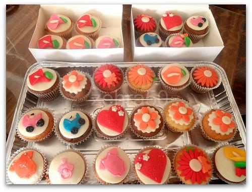 cup cakes by zehra50mutfakta