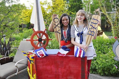 Sail Away Graduation Party Ideas