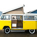 VW Westfalia Campervan 1972