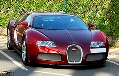 Bugatti Veyron - Red & Deep Red (1) (Bugattipassion.fr) Tags: red sport dubai noir deep grand super bugatti sang pur veyron 128