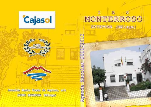 IES MONTERROSO (ESTEPONA) MÁLAGA Portada