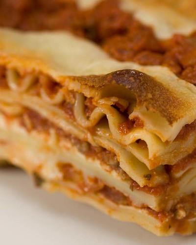 Lasagna - 107/365 by JustABigGeek.