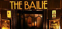 The Bailie Bar, Stockbridge, Edinburgh