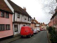 Shilling Street, Lavenham