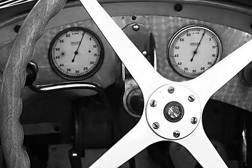 ALFA B P3 Tazio Nuvolari 1932