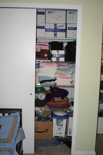 Matthew Closet After