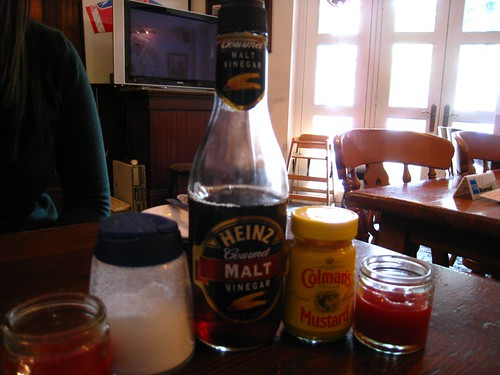 Condiments @ Molly Malone's
