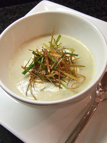 jerusalem artichoke soup 1