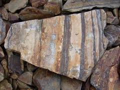 Ushuaia - trek - paso de la oveja - pierre