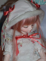 Dream of doll 016 (kaleido_starr) Tags: sleeping elf bjd dod doc limited msd pitts