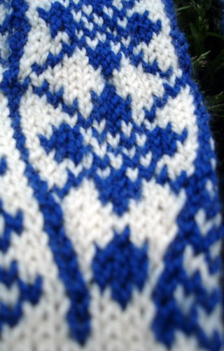 Annemor #8 base of thumb