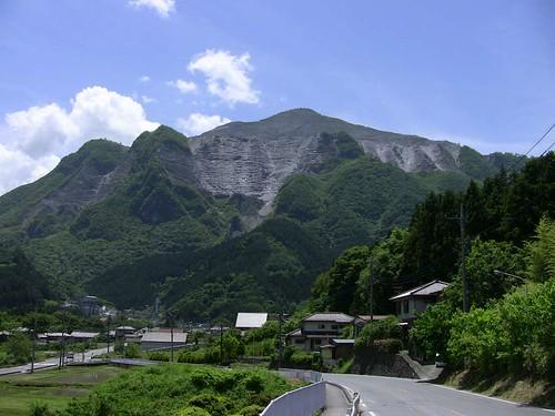 Bukou mountain
