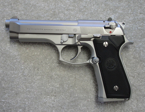Beretta 92fs Inox     need some help from the pros