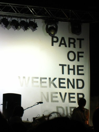 Radio Soulwax Presents Part Of The Week-End Never Dies (DVDRip) [2008]
