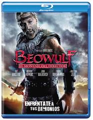 Blu Ray 2D Beowulf