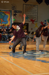 DSC_0320 (jusdel) Tags: school high olympic kayla 2008 janica tasha multi cultural mca rommel ohs garret robel asssembly