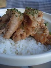 pork loin donburi (bunbunlife) Tags: cooking dinner japanese miso rice pork ban loin donburi gohan mirin