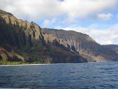 View of Na Pali coast (Musings and Wanderings) Tags: kauai napalicoast