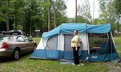 Watking Glen Campsite