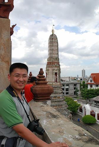 Wat Arun 鄭王廟