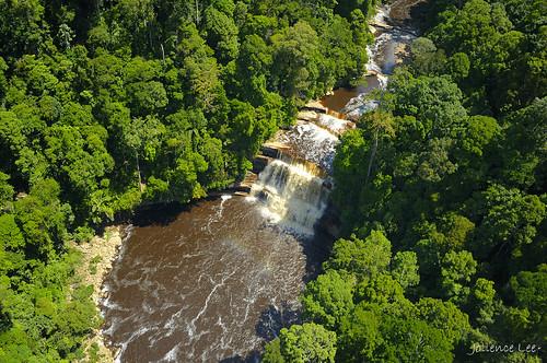 Magnificent Maliau Fall