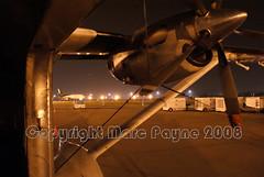 PT6 & MD-11 (mpflies2) Tags: night flying airport kentucky sony cargo 330 ups louisville shorts alpha a200 runway freight md11 louisvillekentucky pt6 sd3 17r pt6a aircargocarriers shorts330 sd330 minoltaamount sonyalphaa200 sonyalphadslra200 finalapproch