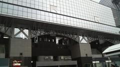 京都駅なう