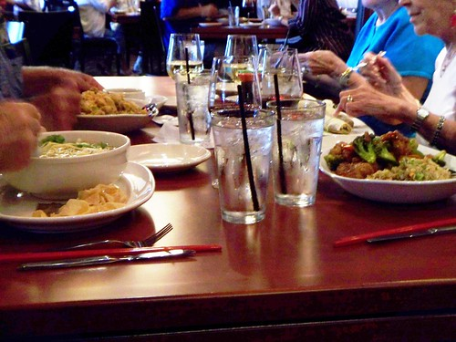 Dining at Stir Crazy