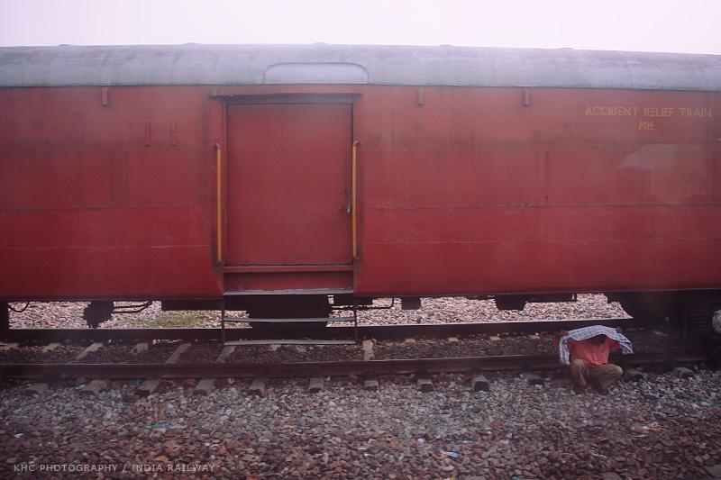++ my eye of india railway ++