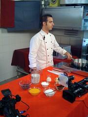 Backstage Italian food net webtv