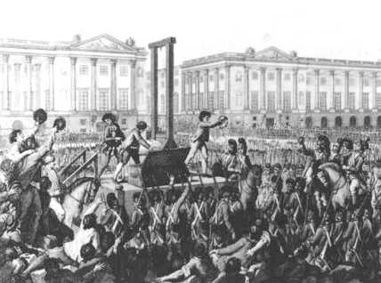 French_Revolution_Louis_XVI_Execution