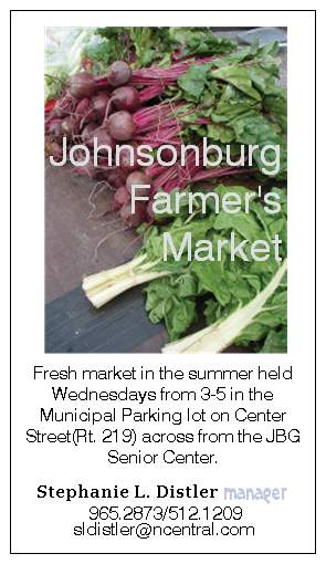 farmers market business card