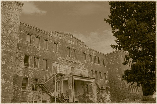 St. Michael's residential school, Alert Bay, BC