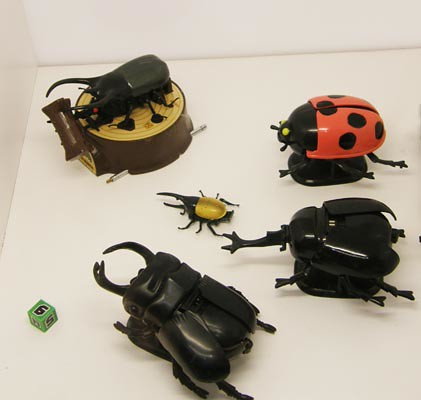 robot bugs
